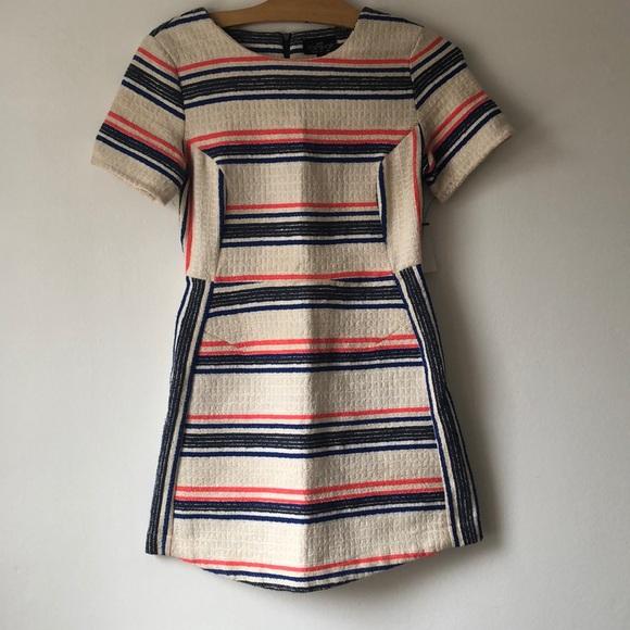 Topshop Dresses & Skirts - Final Price Topshop Striped Dress